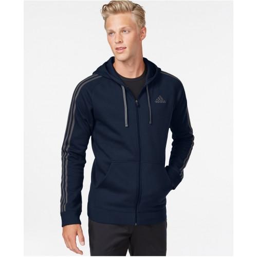 Áo Khoác Thể Thao Adidas Essential Cotton Hoodie Chính Hãng