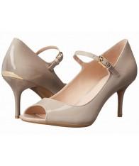 Giày Cao Gót Nữ Calvin Klein Leila Hở Mũi Chính Hãng