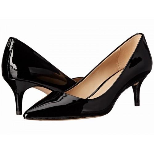 Giày Gót Thấp Da Lộn Nữ COACH Lacey Hàng Hiệu