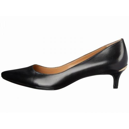 Giày Gót Thấp Da Calvin Klein Gabrianna Nữ Chính Hãng