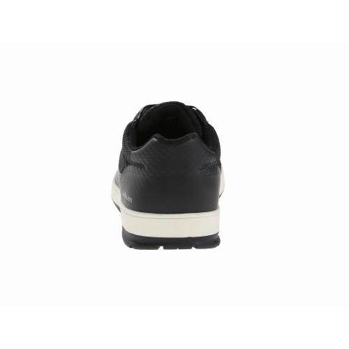 Giày Thể Thao Calvin Klein Jeans Nam Morton Đen Thời Trang
