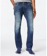 Quần Bò Nam Armani Jeans Regular-Fit Dark Blue Chính Hãng