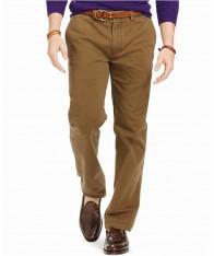 Quần Kaki Nam Polo Ralph Lauren Classic-Fit Flat-Front Cao Cấp