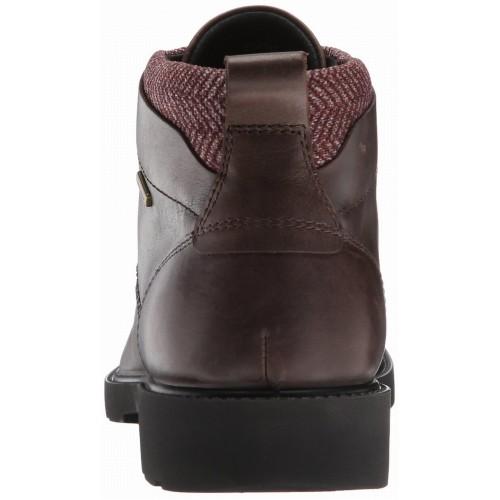 Giày Cao Cổ Geox Nam Mrubbianobabx4 Hàng Hiệu