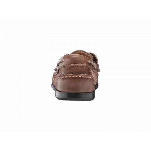 Giày Thuyền Nam Sebago Schooner Da Cao Cấp