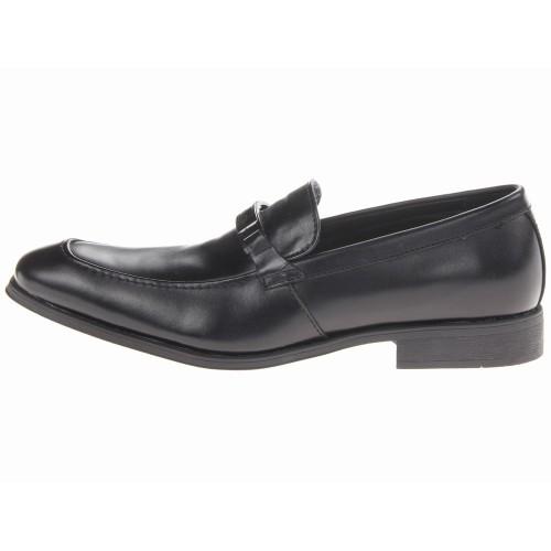 Giày Lười Công Sở Calvin Klein Nam Ari Da Đen Hàng Hiệu