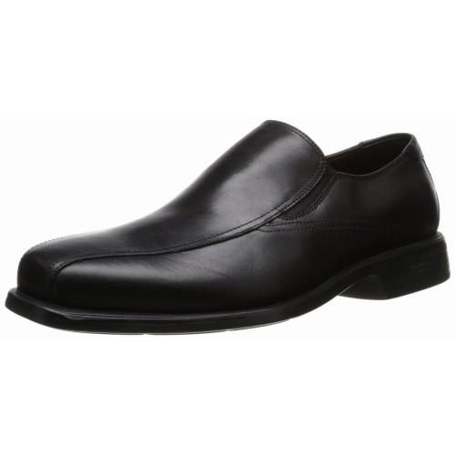 Giày Tây Lười Florsheim Nam Wilsey Da Đen Hàng Hiệu