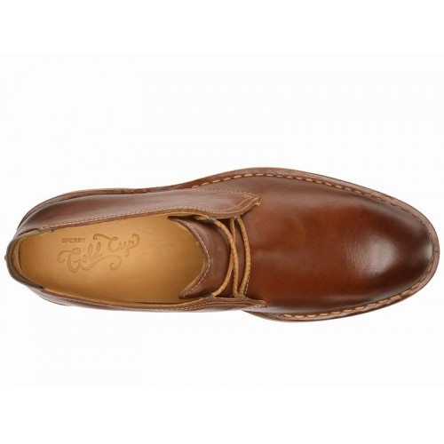 Giày Boot Da Sperry Top-Sider Gold Norfolk Nam Cao Cấp