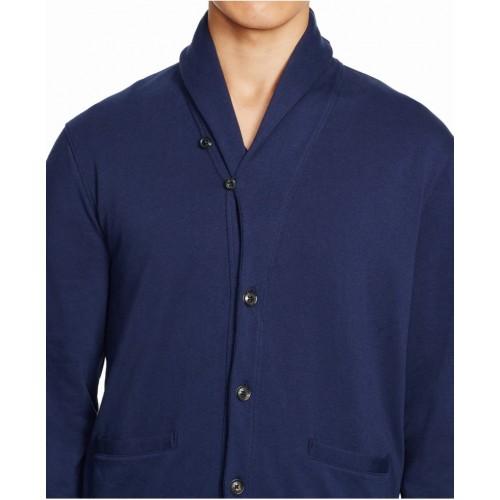 Áo Cardigan Nam Polo Ralph Lauren Fleece Shawl Cao Cấp