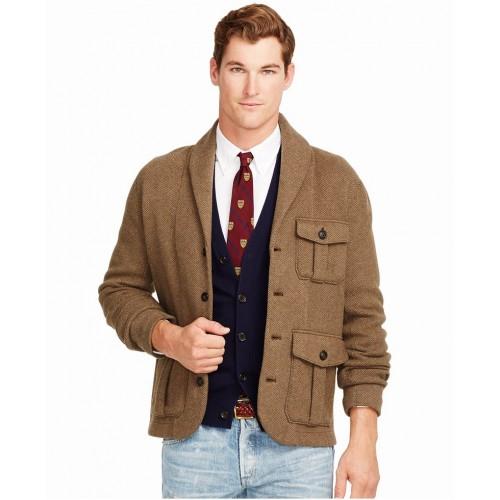 Áo jacket nam hàng hiệu