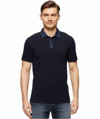 Áo Phông Nam Calvin Klein Jeans Denim Collar Polo Cao Cấp
