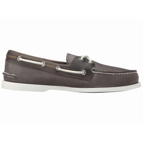 Giày Da Sperry Top-Sider AO 2-Eye Seaglass Xám Cao Cấp