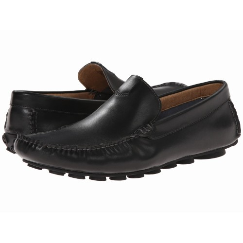 Giày Lười Nam Steve Madden Hannigan Da Đen Cao Cấp