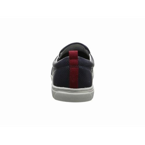 Giày Lười Thể Thao Steve Madden Nam Height Đục Lỗ Xanh Cao Cấp