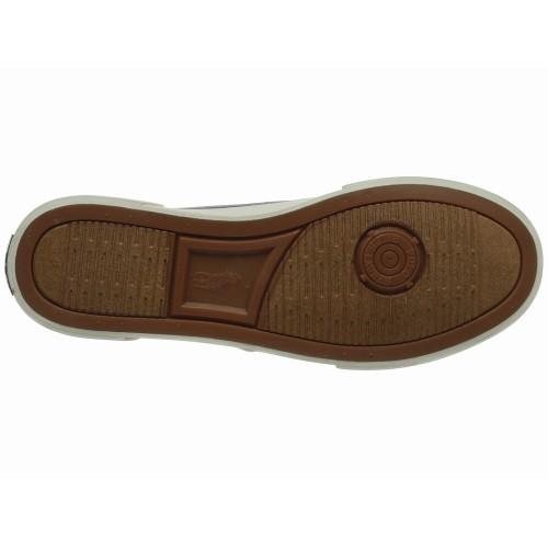 Giày Sneaker Ralph Lauren Gingham Lander Nam Hàng Hiệu