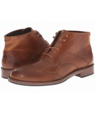 Giày Tây Cao Cổ Nam Wolverine Wesley Wingtip Xách Tay Cao Cấp