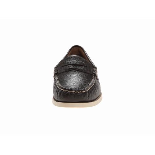 Giày Lười Da Nâu Polo Ralph Lauren Bjorn Nam Cao Cấp