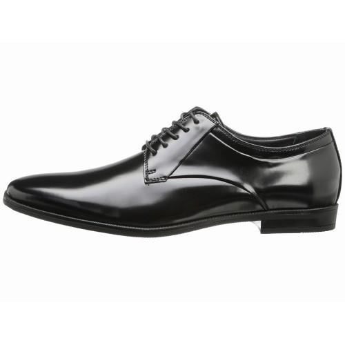 Giày Oxford Nam Calvin Klein Hadyn Da Đen Cao Cấp