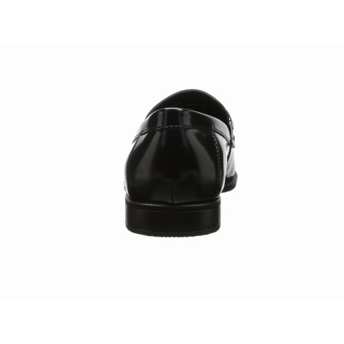 Giày Tây Lười Da Đen Calvin Klein Armond Nam Hàng Hiệu