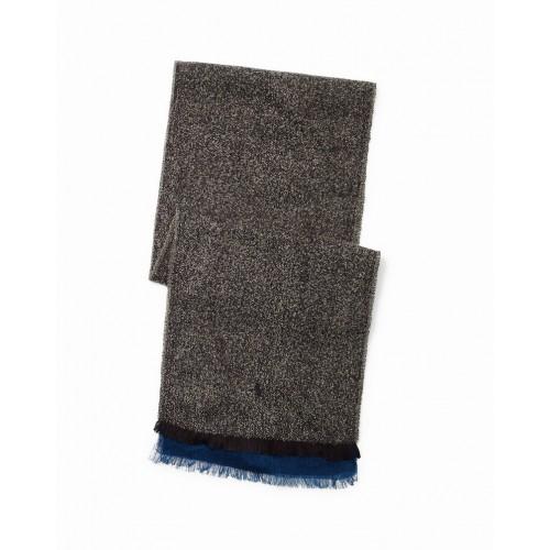 Khăn Quàng Cổ Ralph Lauren Wool-Linen Chính Hãng