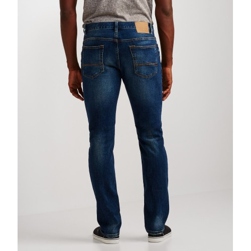 Quần Jean Nam Aero Medium Wash Stretch Xách Tay