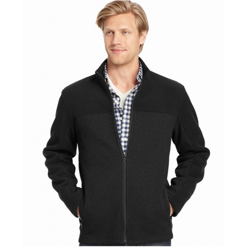 Áo Jacket Nam Izod Pieced-Fleece Full-Zip Cao Cấp