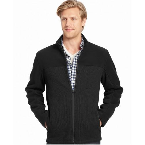Áo Jacket Nam Izod Pieced-Fleece Full-Zip Cao Cấp