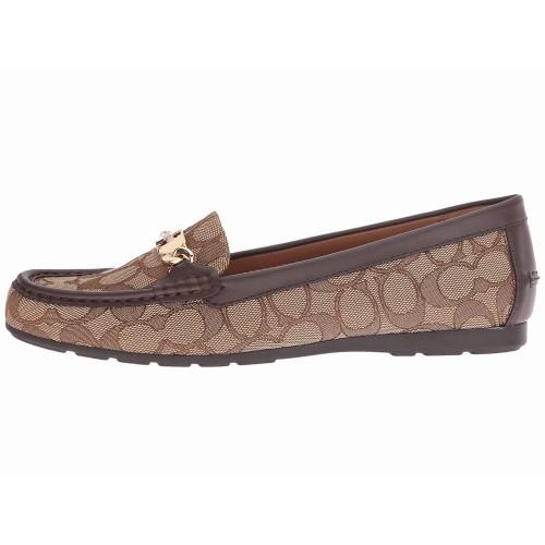 Giày Lười Nữ COACH Olive Xách Tay Chính Hãng