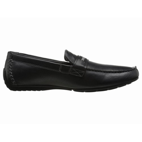 Giày Lười Steve Madden Nam M-Herko Da Đen Xách Tay