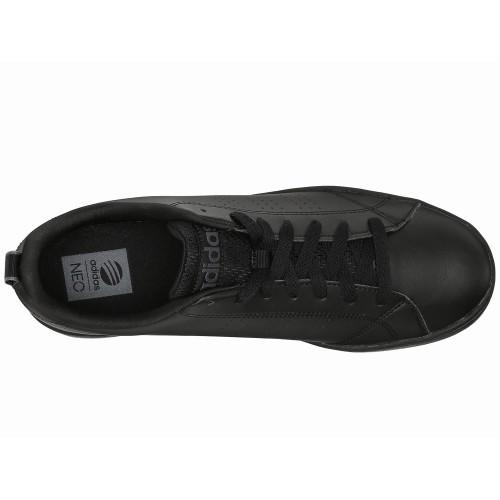 Giày Thể Thao Adidas NEO Nam Advantage Da Đen Hàng Hiệu