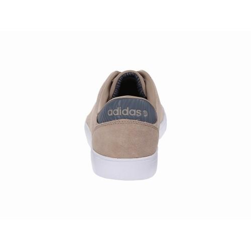 Giày Thể Thao Adidas Daily Nam Da Lộn Nâu Chính Hãng