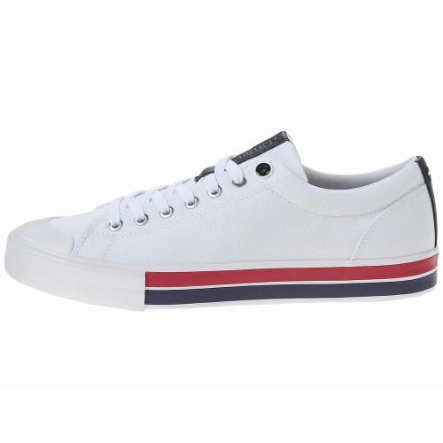Giày Sneaker Nam Tommy Hilfiger Reno Xám Chính Hãng