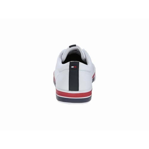Giày Sneaker Nam Tommy Hilfiger Reno Trắng Chính Hãng