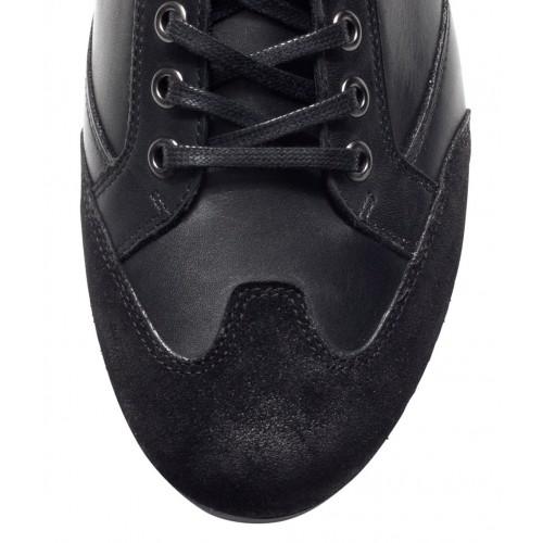 Giày Sneaker Nam H&M Da Đen Thể Thao Cao Cấp