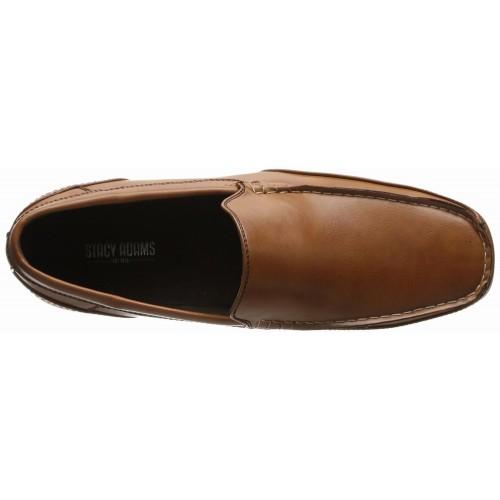 Giày Lười Da Nam Stacy Adams Lex Nâu Hàng Hiệu