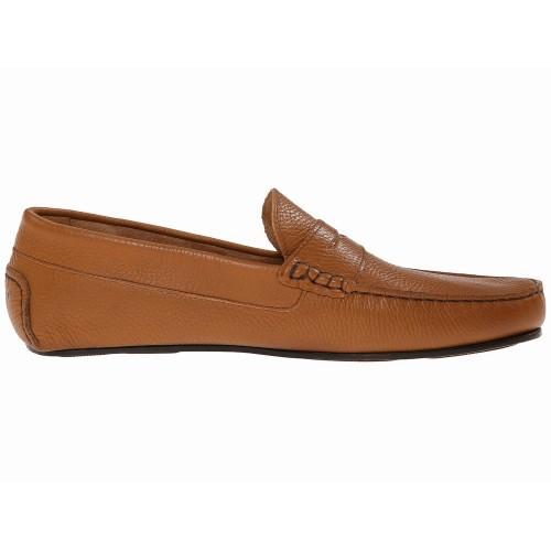 Giày Lười Da Thật Sebago Nam Tirso Nâu Cao Cấp