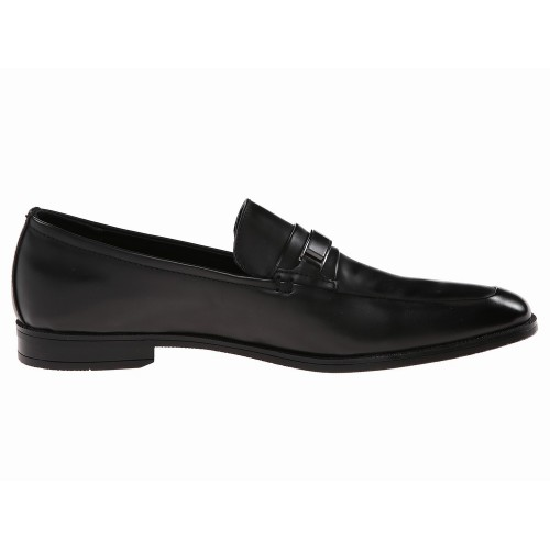 Giày Tây Lười Nam Calvin Klein Horace Da Đen Hàng Hiệu