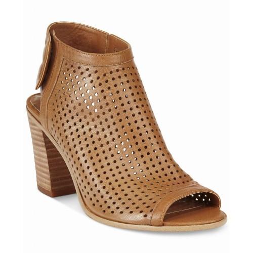 Giày Sandals Gót thấp Nữ Steve Madden Suzy Perforated Chính Hãng