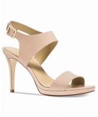 Giày Sandals Cao Gót Nữ Michael Kors Claudia Hàng Hiệu
