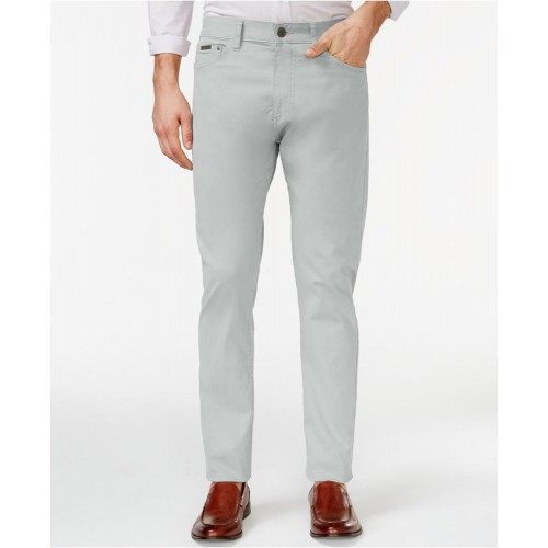 Quần Kaki Nam Calvin Klein Jeans Chino Slim-Fit Xách Tay