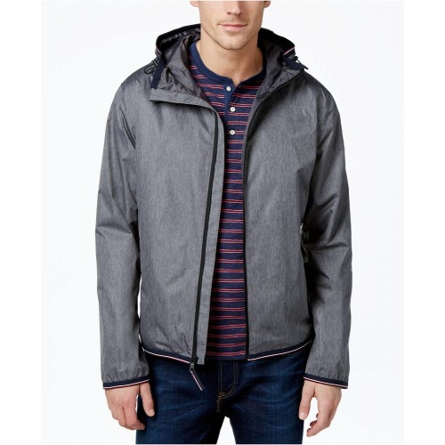 Áo Jacket Nam Tommy Hilfiger Raincoat Chính Hãng