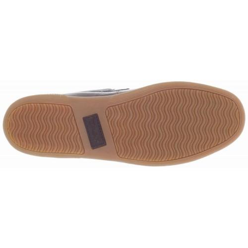 Giày Lười Da Nam Sebago Nantucket Classic Nâu Hàng Hiệu