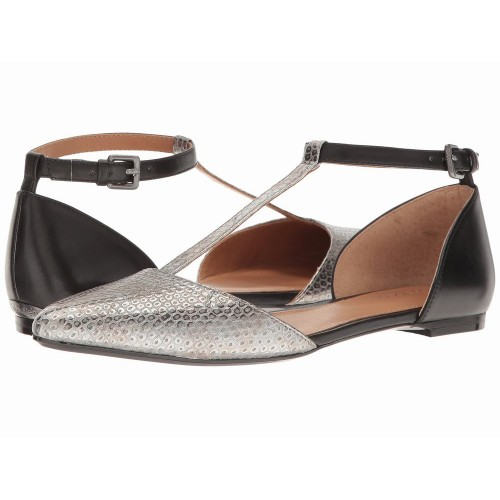Giày Búp Bê Sandals Calvin Klein Ghita Cao Cấp