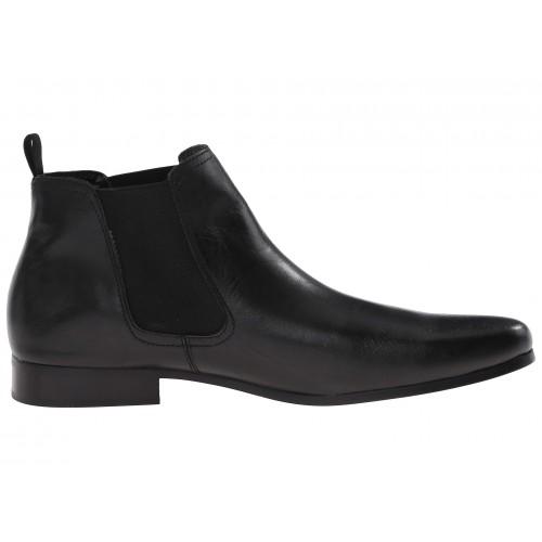 Giày Boot GUESS Garrison Da Đen Cao Cấp