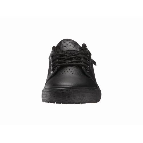 Giày Sneaker Nam DC Anvil Skate Đen Hàng Hiệu