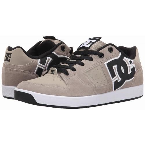 Giày Sneaker Nam DC Sceptor Xám Chính Hãng