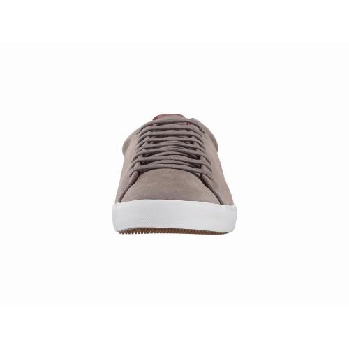 Giày Sneaker Nam Fred Perry Howells Xám Chính Hãng