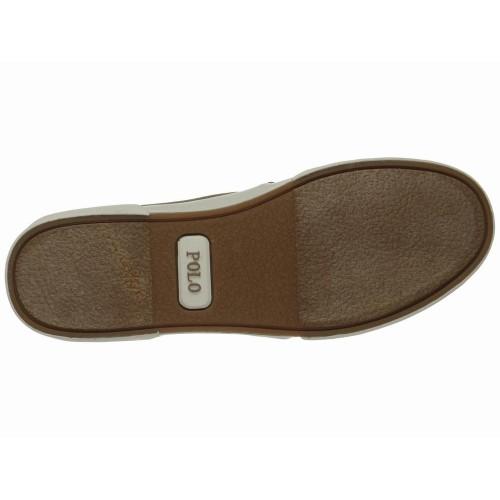Giày Thể Thao Polo Ralph Lauren Nam Faxon Xanh Rêu Cao Cấp