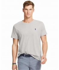 Áo Phông Polo Ralph Lauren Jersey Cổ Chữ V Nam Hàng Hiệu