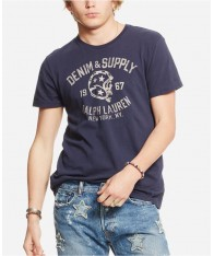 Áo thun Cổ Tròn Nam Denim & Supply Graphic Jersey Cao Cấp